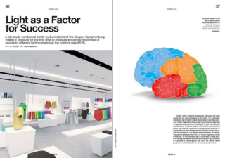 A Iluminação como fator de sucesso em projetos de lojas