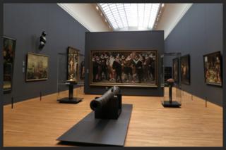 Museu Nacional Holandês (Rijksmuseum)